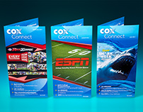 Cox Communications — Marketing Print Materials