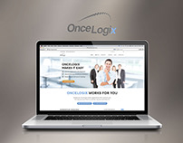 OnceLogix - Website Design & Development