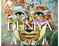 Music Album Cover Designs -  Ricky Kej