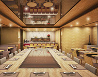 Interior Restaurant Project