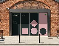 Arsa Studio / Branding