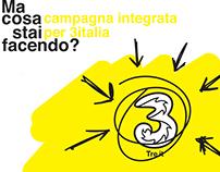 CAMPAGNA INTEGRATA TRE ITALIA