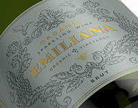 Organic Sparkling Wine | EMILIANA