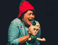 Teatro: A Fada Sonhadora