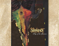 Slipknot - Day of the Gusano Cover Concept