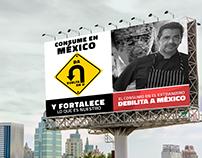 Campaña Consume en México