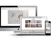 Website Design for Jessica Southfield Photography