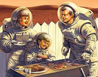 Vamos viver em Marte?