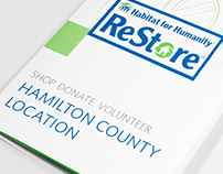 Habitat for Humanity || Trifold