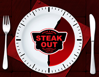 Steakout Social Media Posts