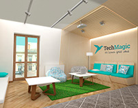 "Office ""TechMagic"""