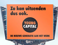 Young Capital - Outdoor banieren