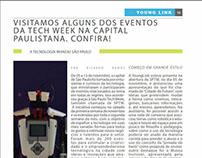 Revista YoungLink - Projeto Acadêmico