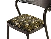 """""""Chenonceau"""" Chair"""