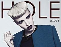 HOLE magazine COVERstory