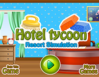 Marketing + Logo Design for Hotel Tycoon Android Game