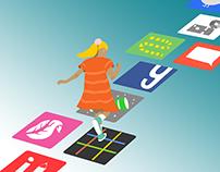 App-hopscotch
