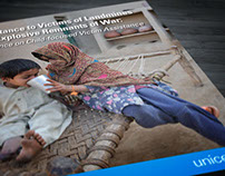 UNICEF Assistance to Child Victims of Landmines