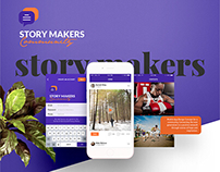 Story Makers Community App