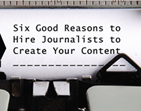 BLOG: 6 Reasons To Hire Reporters for Content