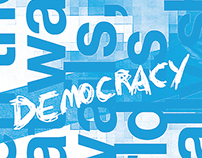 Democracy / Poster exhibition 2016