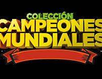 Video Campeones Mundiales