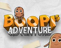 BOOPI's ADVENTURE (illustration + Real Life)