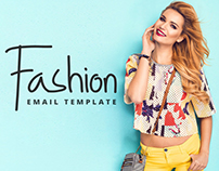 Fashion - Email Template