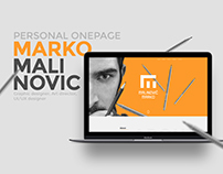 Marko Malinovic - Personal Website