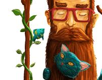 Barba e gato