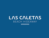 Re diseño Triptico Las Caletas Beach Hide Away