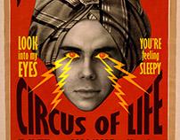 Circus of Life moodboad