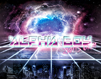 Alpha Boy (Album Cover)