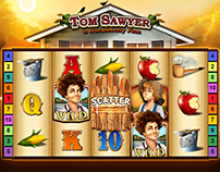 TOM SAWYER // Slot Game