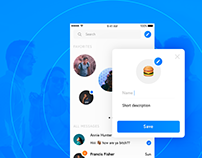 Messenger Redesign