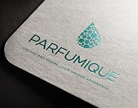 Visual Identity for Parfumique