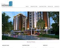 Home page Grupo Hierro