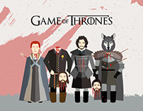 Game of Thrones - Illustration