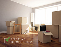 Logotype for Effective Declutter