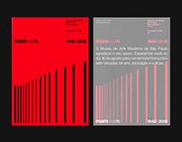mam 70 ─ São Paulo Museum of Modern Art