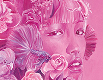 Society of Illustrators 59- Call for entries poster