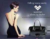 New brand on Riccardo.pl - Valentino - e-mailing