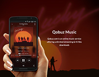 Music Streaming App For Android