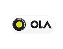 Ola - Animation Explanation, Advertisements.