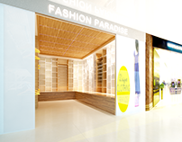 FASHION PARADISE | SHOP INTERIOR