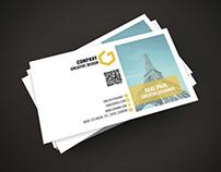 Simple Smart Business Card Design
