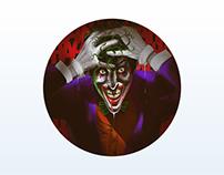 Red Hood Gone Joker - Illustration