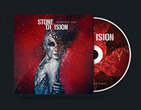 Stone Division - CD packaging design