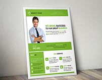 Cororate Business Flyer