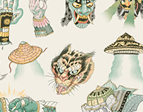 YUDANSHA - Monsters & Masters
